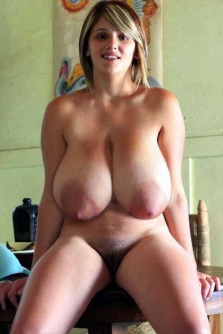 Monster tits woman naked hentia nerdy doll
