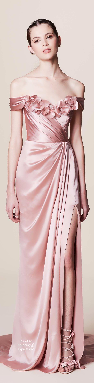 Mejores 2117 imágenes de 1.- Vestidos largos elegantes en Pinterest ...