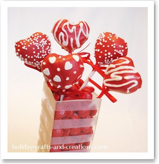 So Cute!Holiday, Homemade Valentine, Valentine Day, Cookies Dough Pop, Cookies Dough Ideas, Dough Treats, Cookie Dough, Cake Popscak, Valentine Ideas