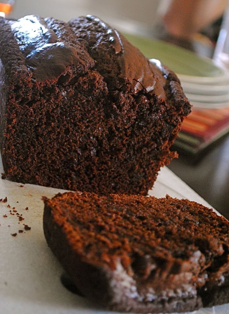 Chocolate Loaf Cake  ____________________________  Fat Girl Trapped in a Skinny Body