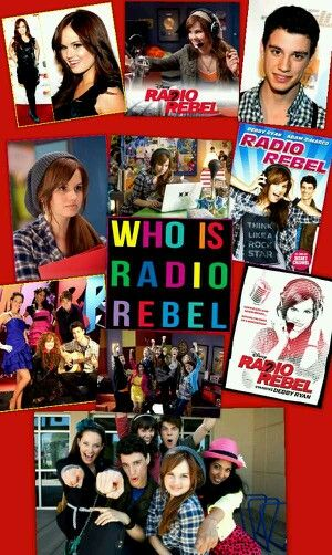 The awesome Radio Rebel