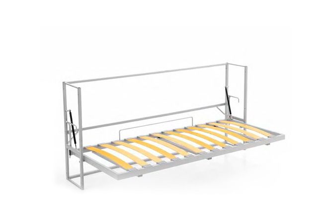 Meccanismo Letto A Scomparsa.Elt Diy Bed Wall Home