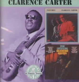 Precision Series Clarence Carter - Patches/Dynamic Clarence Carter, Red