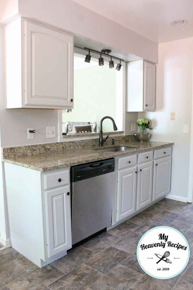 Paint Your Kitchen Cabinets For A Fresh New Look