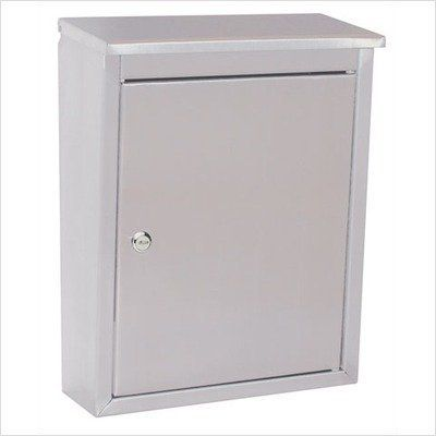 Bundle-89 Metropolis Stainless Steel Mailbox (Set of 2) Stainless Steel Finish: Plain Satin by Architectural Mailboxes. $199.98. [***INCLUDED IN THIS SET: (2)Metropolis Stainless Steel Mailbox] Stainless Steel Finish: Plain Satin Features: -Stainless Steel Cam Lock.-Slots can accepts magazines, videocassettes, DVD's and Bank check boxes.-The optional lettering is not included and must be purchased separately. Includes: -Mounting hardware and instructions included. Opt...