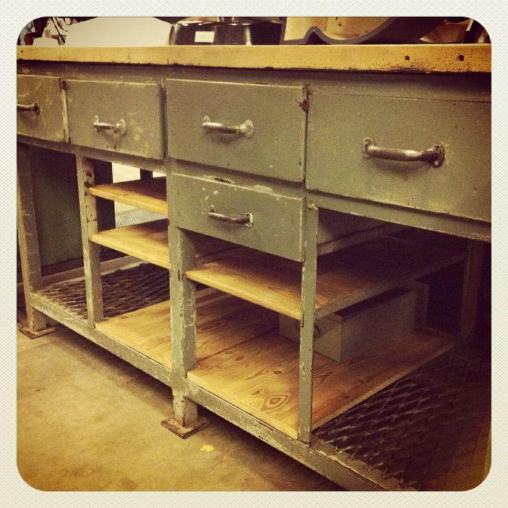 Keukeneiland Vintage : 1000+ images about Industrieel @ Neef Louis on Pinterest