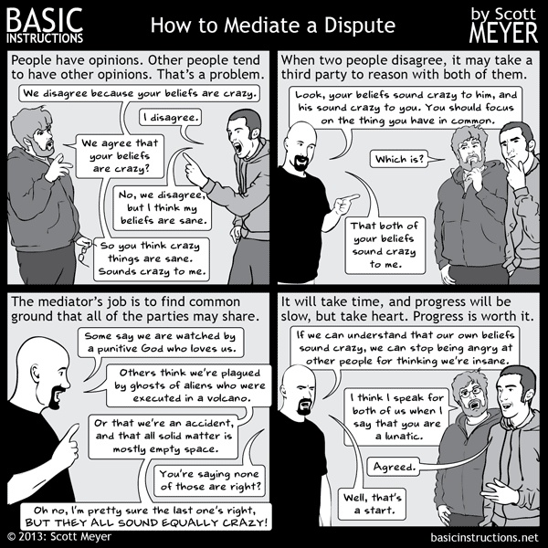 11 Best Mediation Humor Images On Pinterest