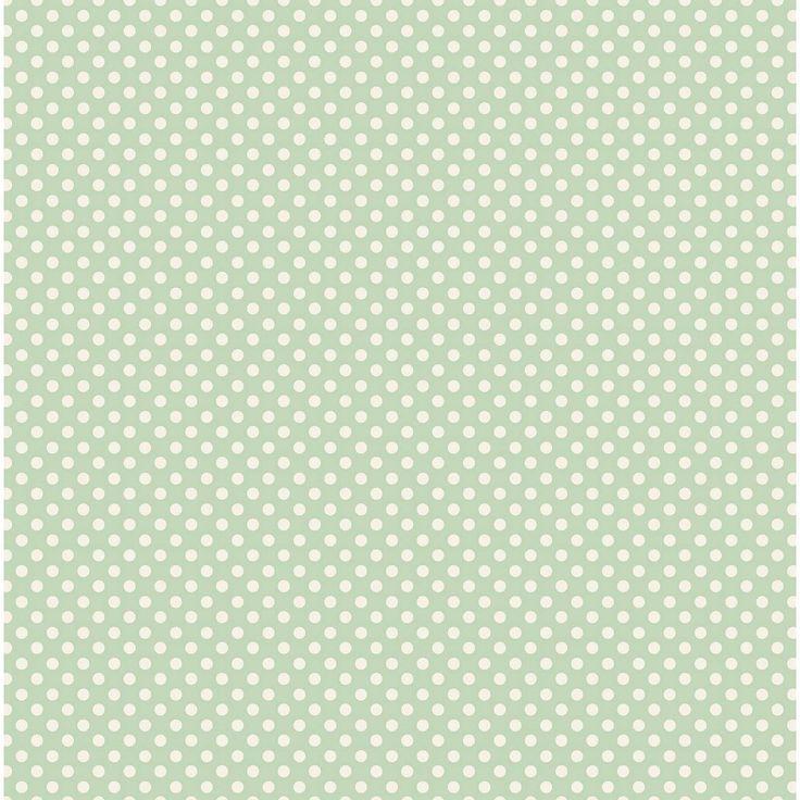 mint pattern polka dots