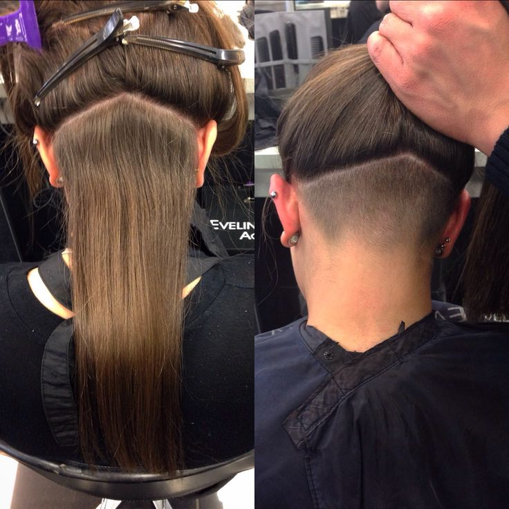 Shornnape #SHNFEED submit your Undercuts : Photo