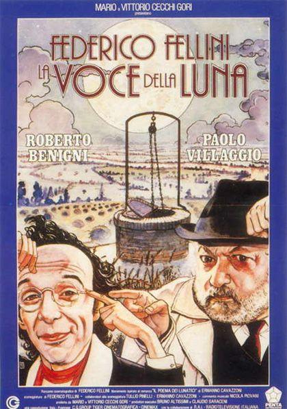 Un film di Federico Fellini con Paolo Villaggio, Roberto Benigni, Nadia…