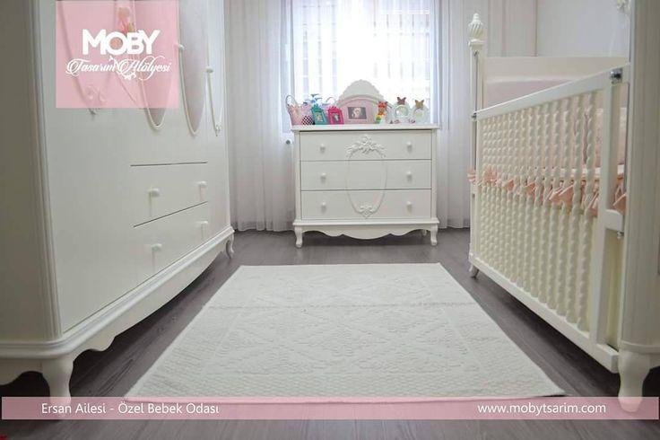 Ersan Ailesi için özel olarak hazırlanan Bebek Odası çalışması - www.mobytasarim.com  #bebekodasi #bebekodalari #baby #babyroom #decor #decoration #dekor #dekorasyon #besik #interior #interiorfurniture #interiordesign #icmimar #icmimarlik #furniture #mobilya #tasarim #design #babyshower #instalike #instagood