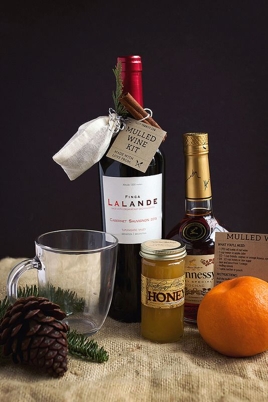 How-to Make a Mulled Wine Kit // Tasty Yummies