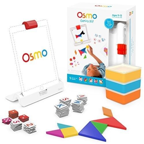 Osmo Game System Ipad Gaming Genius Kit For Kids Play Educational Learning Gift  #Osmo