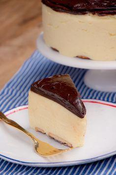 Torta Holandesa   Vídeos e Receitas de Sobremesas