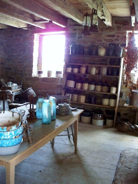 Manchester Farms- The Springhouse is the Historic Summer Kitchen
