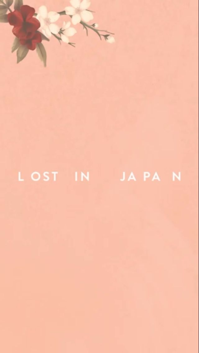 Lost In Japan Shawn Mendes Shawn Mendes Wallpaper