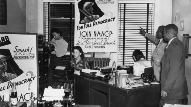 Celebrity members of naacp president