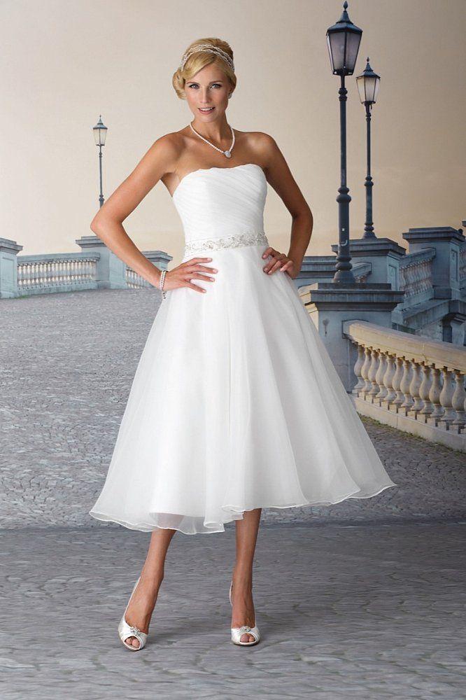 20 best hochzeitskleid kurz images on Pinterest   Hochzeitskleider ...