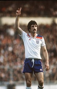 David Johnson England 1980