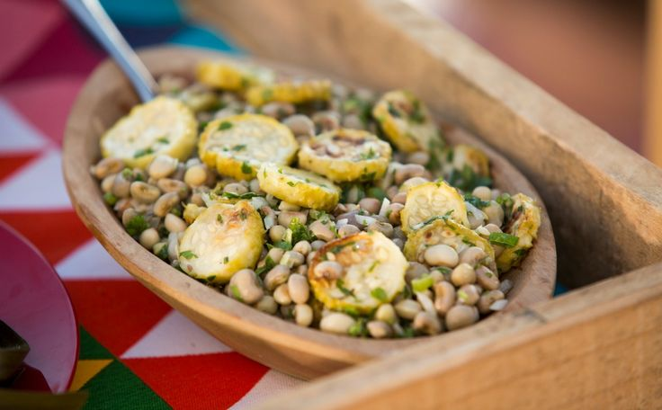 Salada de feijão de corda: receita da Bela Gil - Bela Cozinha - Programas - GNT