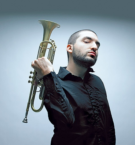 Ibrahim Maalouf is a trumpet player and teacher, composer and arranger. He was born in Beirut, Lebanon, and now lives in Paris, France.