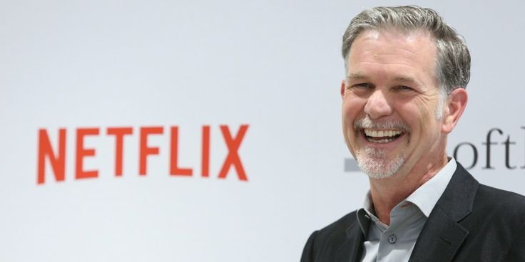 CEO Reed Hastings will be paid $900,000 in 2016 by Netflix, but could make many times that in stock options.