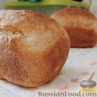 Фото к рецепту: Домашний хлеб на сухих дрожжах