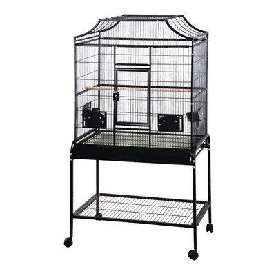 A&E Cage Co 32 x 21 x 61 Elegant Flight Cage Black Review https://birdhousesforoutside.info/ae-cage-co-32-x-21-x-61-elegant-flight-cage-black-review/