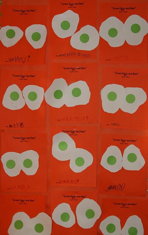 Nancy Nolan's Kindergarten: Green Eggs and Ham