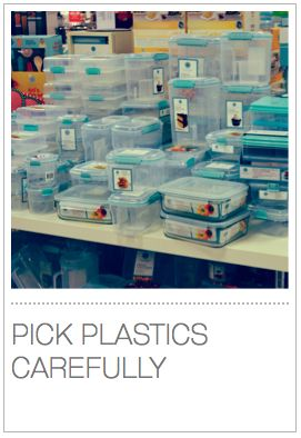 Ewg S Healthy Home Tips Tip 3 Pick Plastics Carefully Some Contain