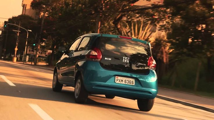 FIAT MOBI EASY ON – [IMAGENS BRUTAS] CAMERA CAR EASY ON