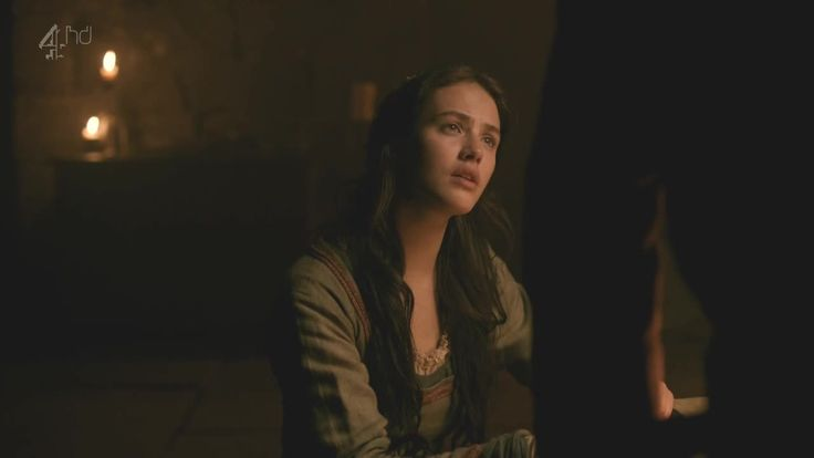 Jessica Brown Findlay in TV-mini-series 'Labyrinth' (2012)