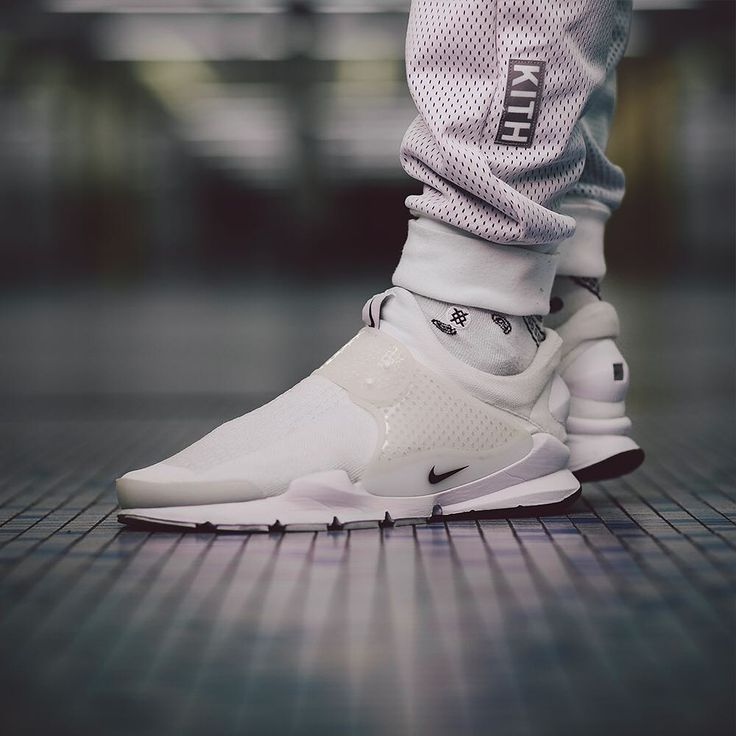 Nike Sock Dart: White
