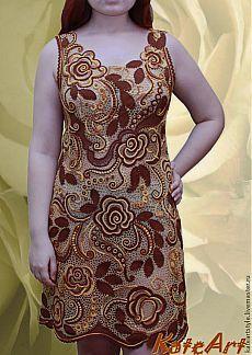 Elbise & quot; & quot tarçın aroması, Ekaterina Orlova yazarları.