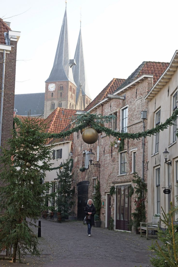 Deventer Kerstmis, Dickens in Bergstraat