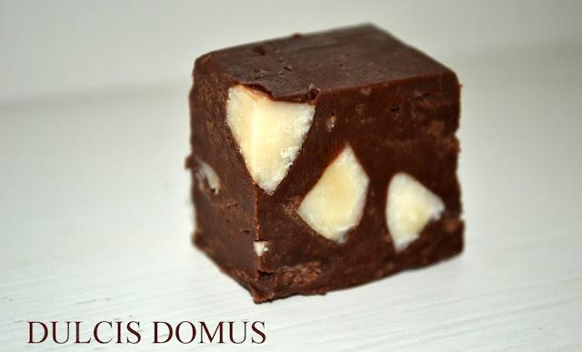 DECORACASA - Flávia Ferrari: fudge de chocolate