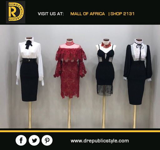 #WishListWednesday - Which one is on your Wish List for Christmas ... Stock goes quick and time is running out #SandtonCity #DemocraticRepublic