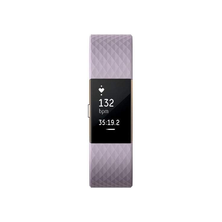 FITBIT CHARGE 2 W.BAND LG SP.ED. LV/RS