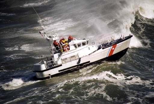 "Coast Guard Motor Lifeboat   ... motor lifeboat ""Triumph II"" (52'-HW SPC), two 47 foot motor lifeboats"