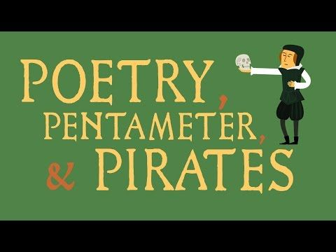 Why Shakespeare loved iambic pentameter - David T. Freeman and Gregory Taylor - YouTube