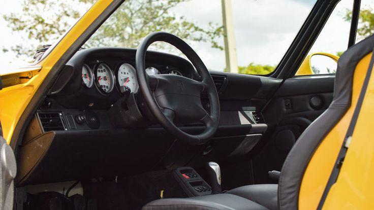 1997 Porsche 911 Carrera 4S - 4