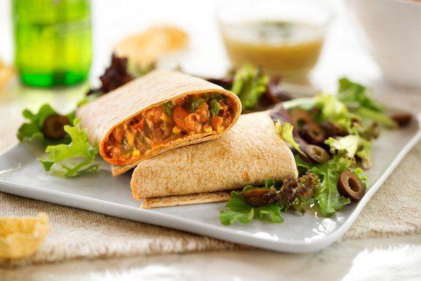 10 ricette per burrito vegetariano e vegano