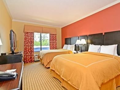 Comfort Suites Panama City Tyndall hotel Panama City (FL), United States