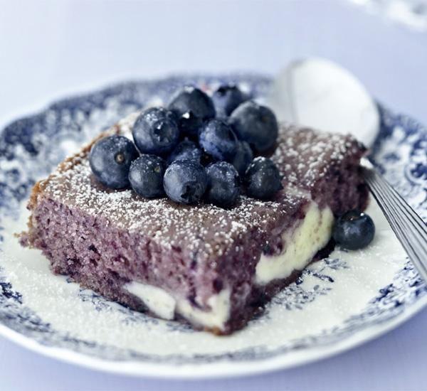 Mustikka-juustoleivokset | Koti ja keittiö