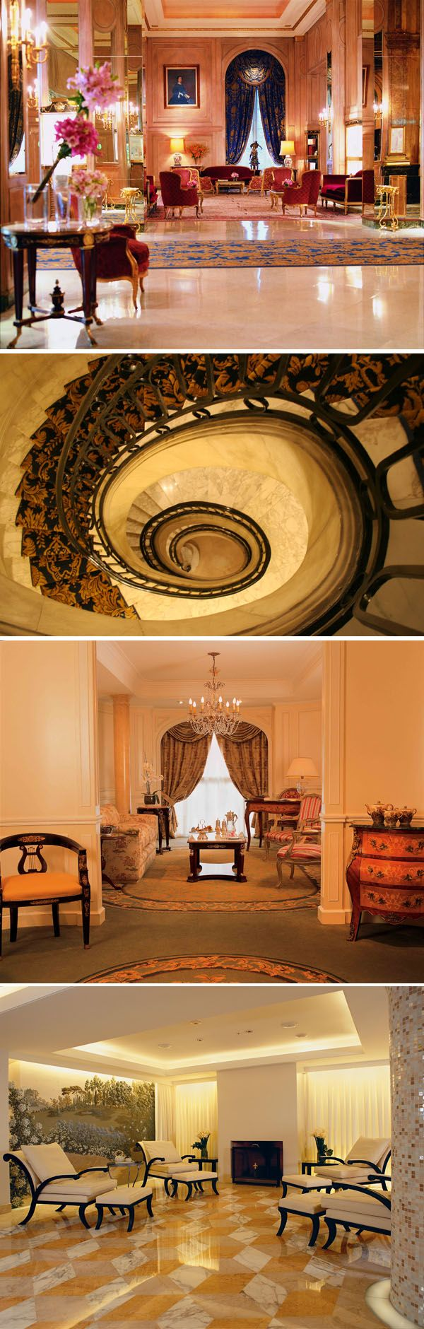 Alvear Palace Hotel Buenos Aires. The Leading Hotels of the World.