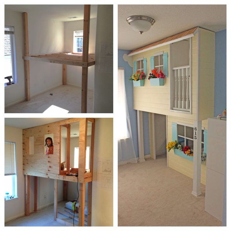 15 Awesome Indoor Playhouses For Kids | Exhibit Ideas | Pinterest ...
