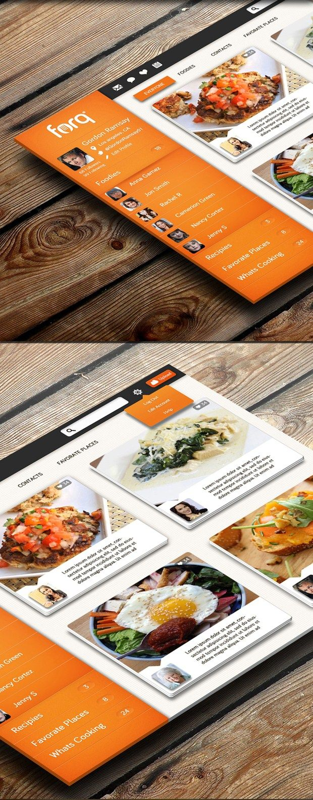 Weekly Web Design Inspiration #18 | Downgraf - Design Weblog For Designers