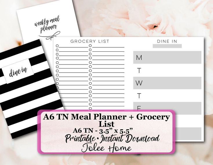 The  Best Grocery List Printable Ideas On   Printable