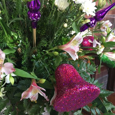 2017 Queensland Floral Art Display is on in the Church until Christmas Day. Come and see this amazing exhibition form 10am to 6pm.