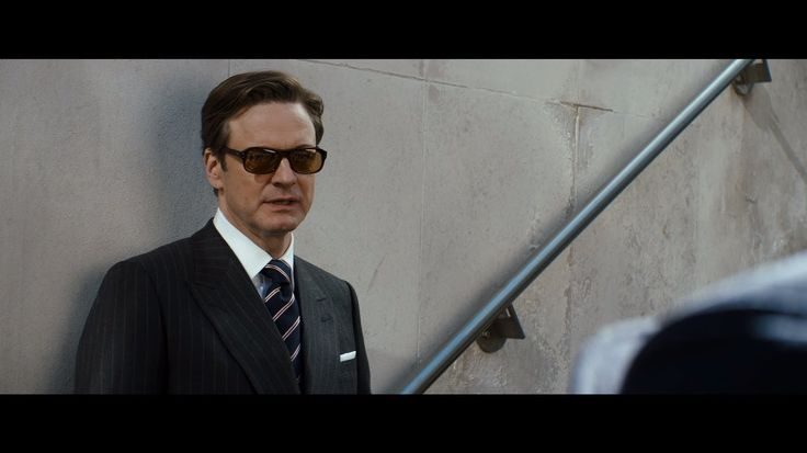 'Kingsman: The Secret Service' Trailer >>  (Really just care about that Gear Up Room & the Training Sequences)